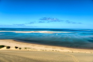Une des dunes présentes sur l'Archipel via Shutterstock