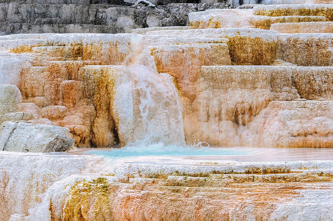 Des sources d'eau via Shutterstock