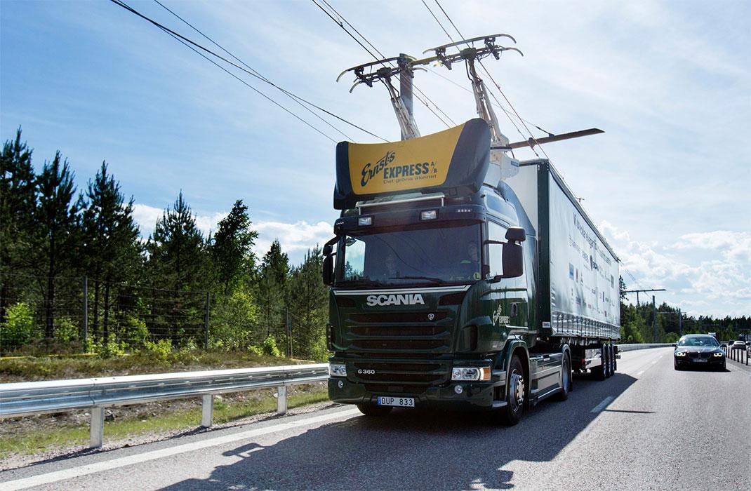 Crédit photo : Scania CV AB