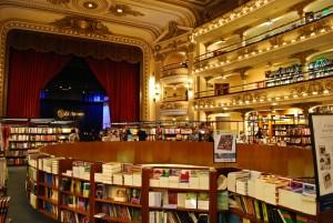 L'intérieur de l'ancien théâtre by Eduardo M.