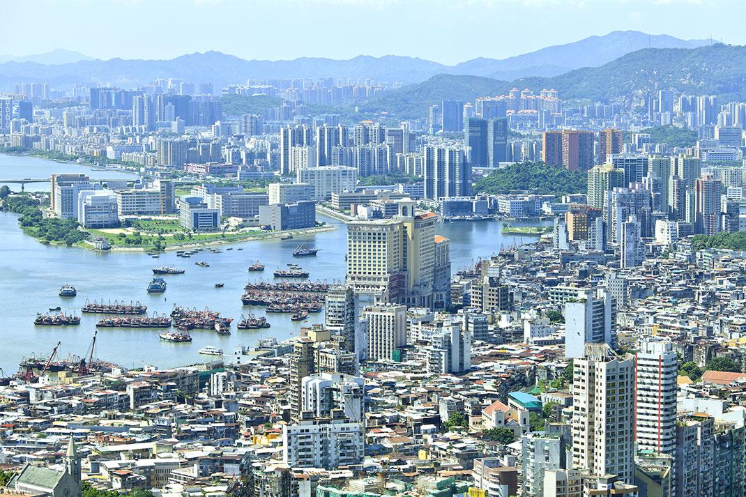 Macau via Shutterstock