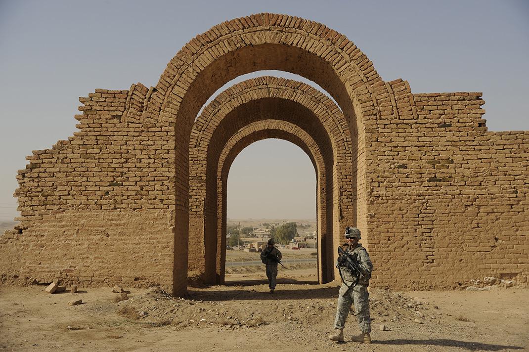 Ruines antiques d'Assur, Irak