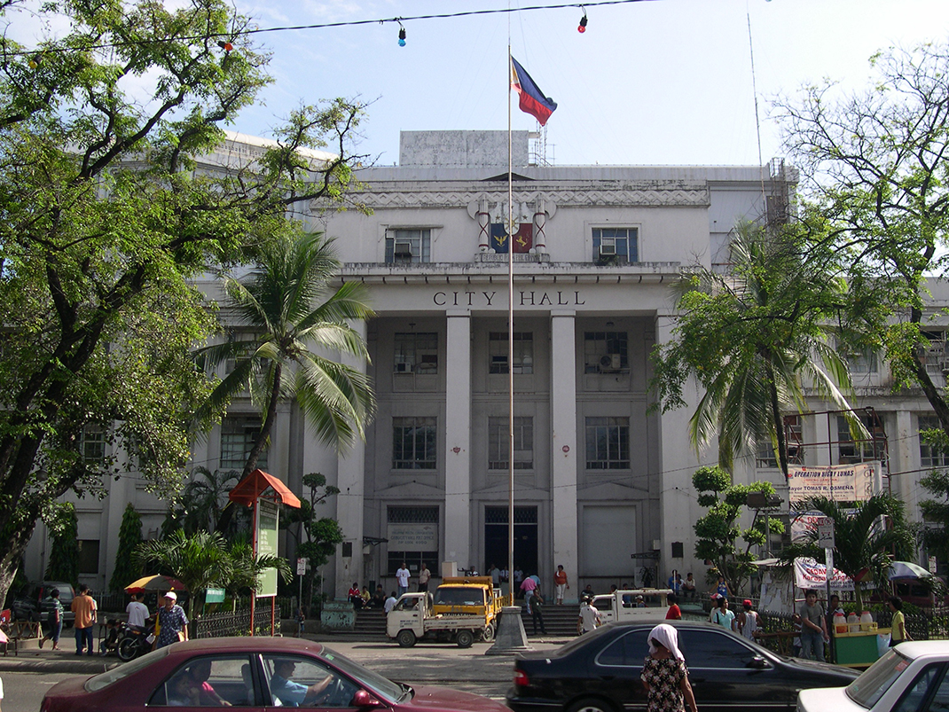 Ville de Cebu, Philippines