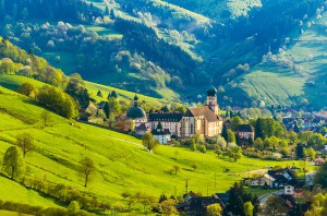 La Forêt-Noire via Shutterstock
