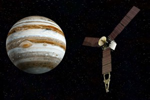 Jupiter et Juno via Shutterstock