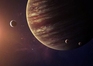 Jupiter via Shutterstock