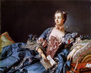 Madame-Pompadour