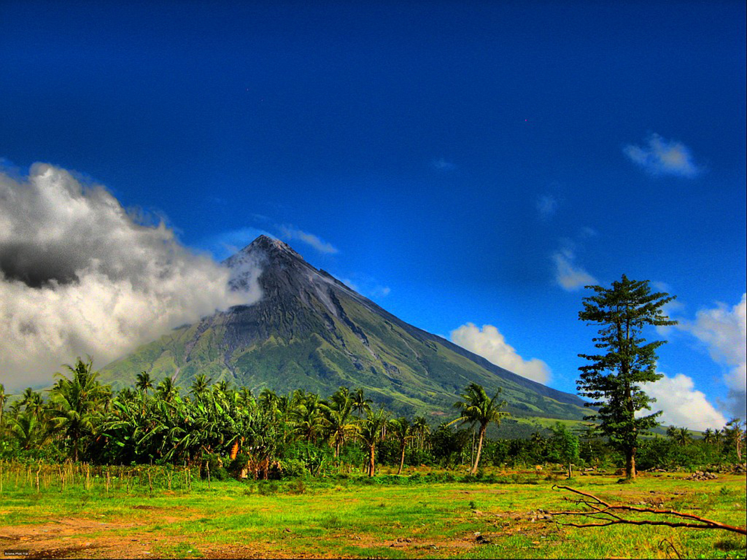 Mayon, Philippines