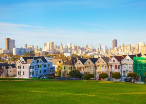San Francisco via Shutterstock