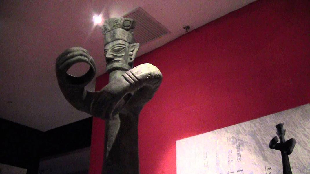 Sculpture Sanxindui