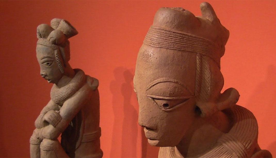 Sculptures Nok