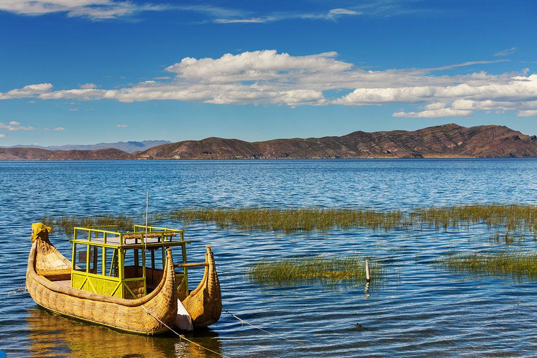 Titicaca via Shutterstock