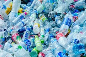 Des bouteilles en plastique via Shutterstock