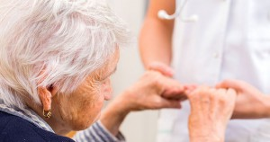 La maladie d'Alzheimer via Shuttertock