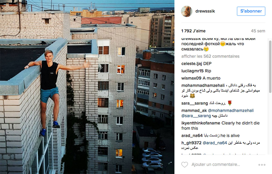 instagram-russe