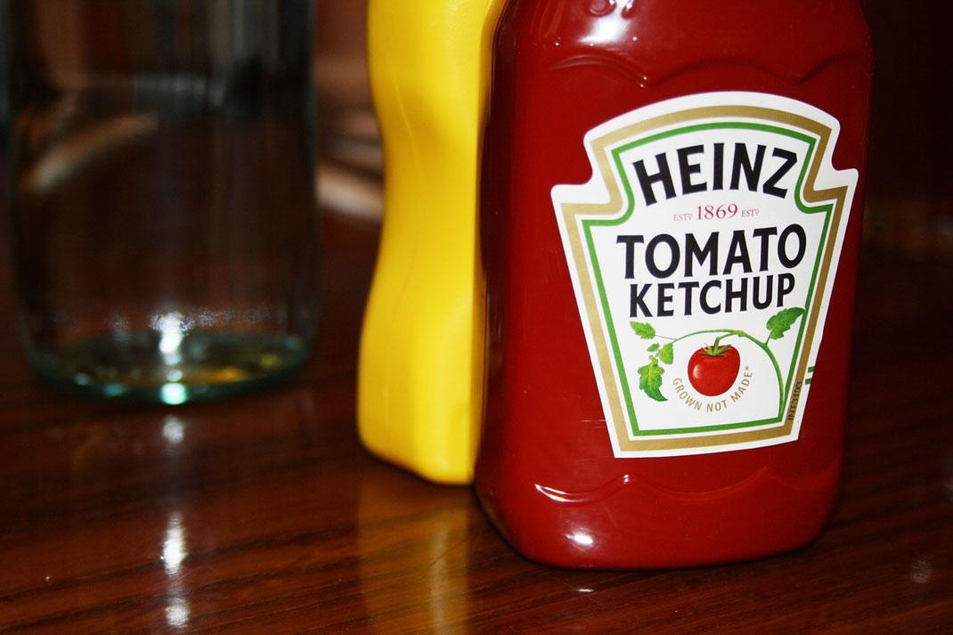 Du ketchup
