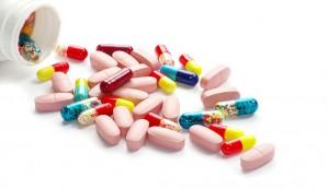 Des médicaments et des vitamines via Shutterstock