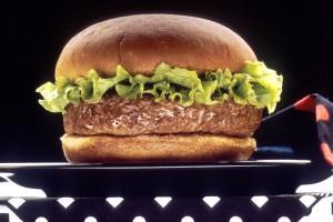 Un hamburger (2)