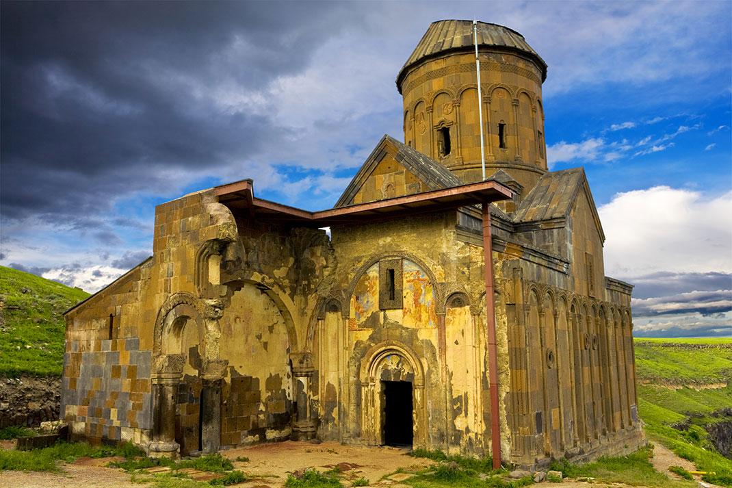 L'église Saint-Grégoire via Shutterstock