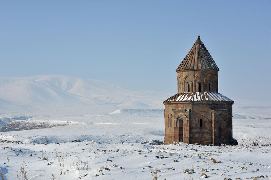 Église à Ani via Shutterstock