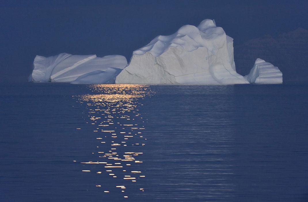 Un paysage groenlandais ©Yves Adams