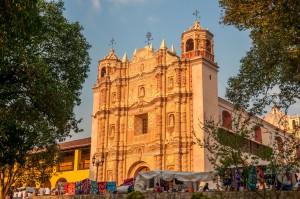 San Cristobal de las Casas au Mexique via Shutterstock