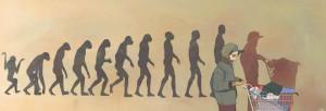 L'évolution de l'homme