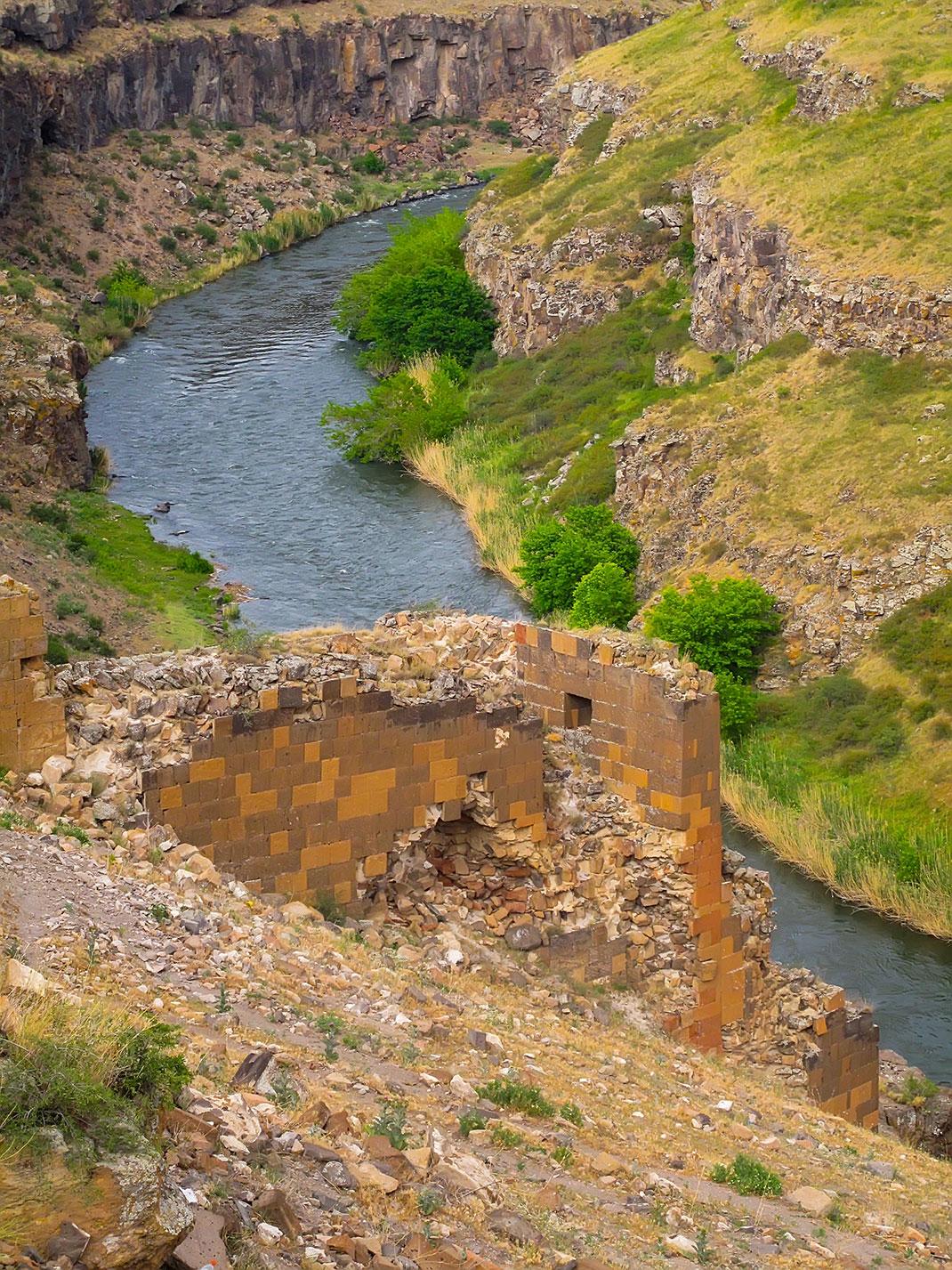 Frontière arménienne via Shutterstock