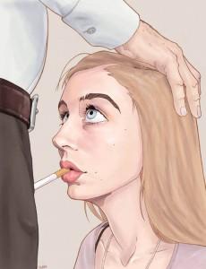 La vision de l'auteur sur les publicités françaises contre le tabac : une ode aux marques de cigarettes