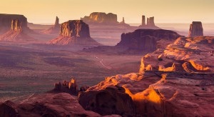 Monument Valley via Shutterstock