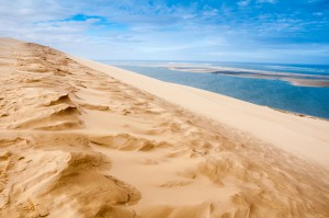 La dune du Pilat via Shutterstock