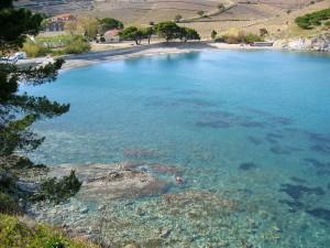 La baie de Paulilles via Shutterstock