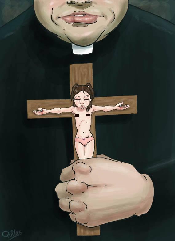 La pédophilie chez les prêtes reste majoritairement impunie et passé sous silence