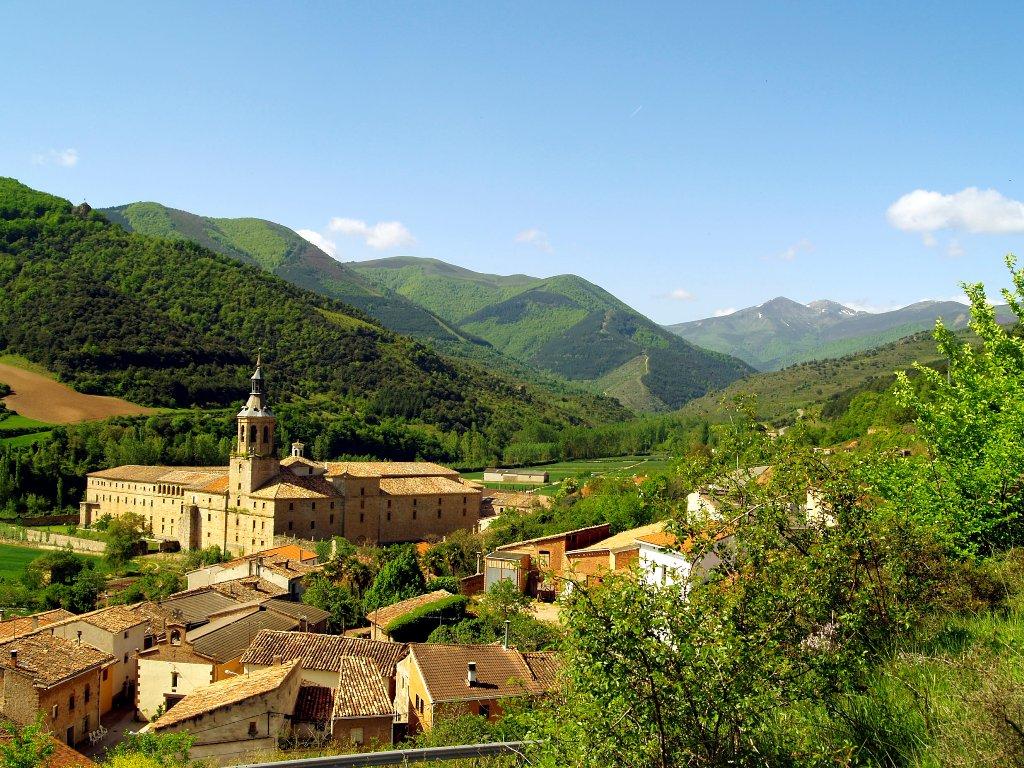 Le monastère de San Millán de Yuso