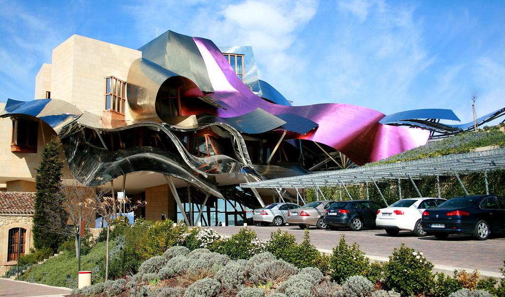 Un centre commercial, Logroño, La Rioja, Espagne