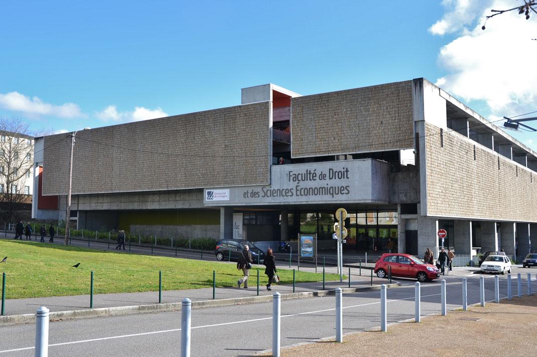 Faculté de droit de Limoges
