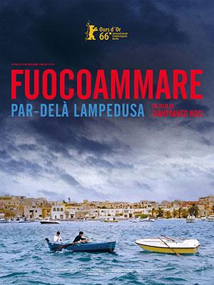 Fuocoammare--poster