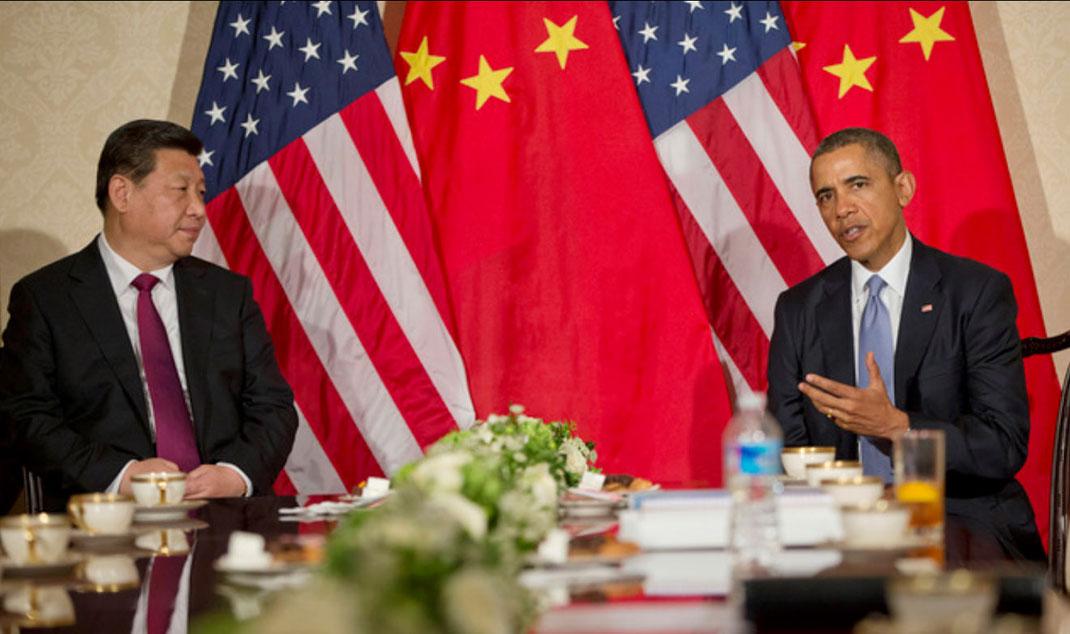 Les Présidents chinois et américain ont annoncé ensemble leur ratification à l'accord de Paris