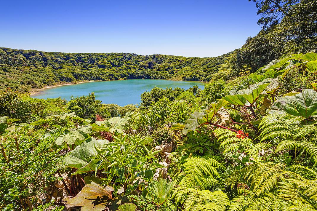 Le Costa Rica est un véritable exemple dans la préservation de l'environnement via Shutterstock