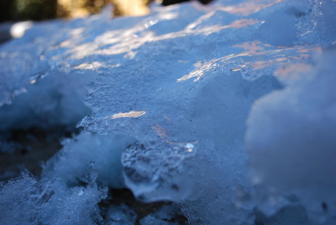 De la glace