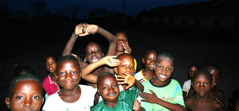 Les enfants d'Igbérè ©Power:On