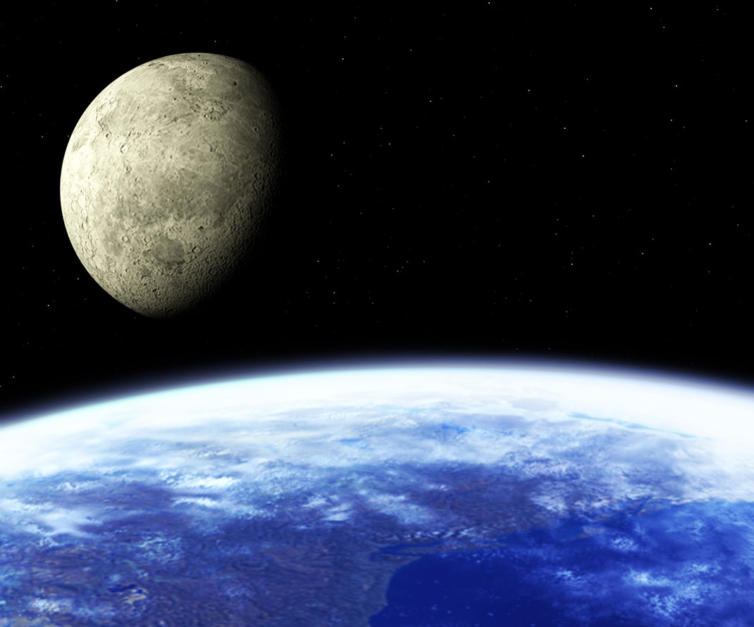 La formation de la Lune est encore un mystère aujourd'hui
