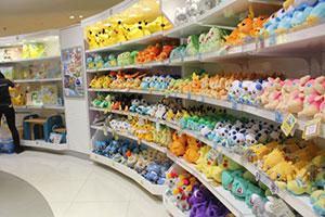 Pokémon : des milliers de produits dérivés