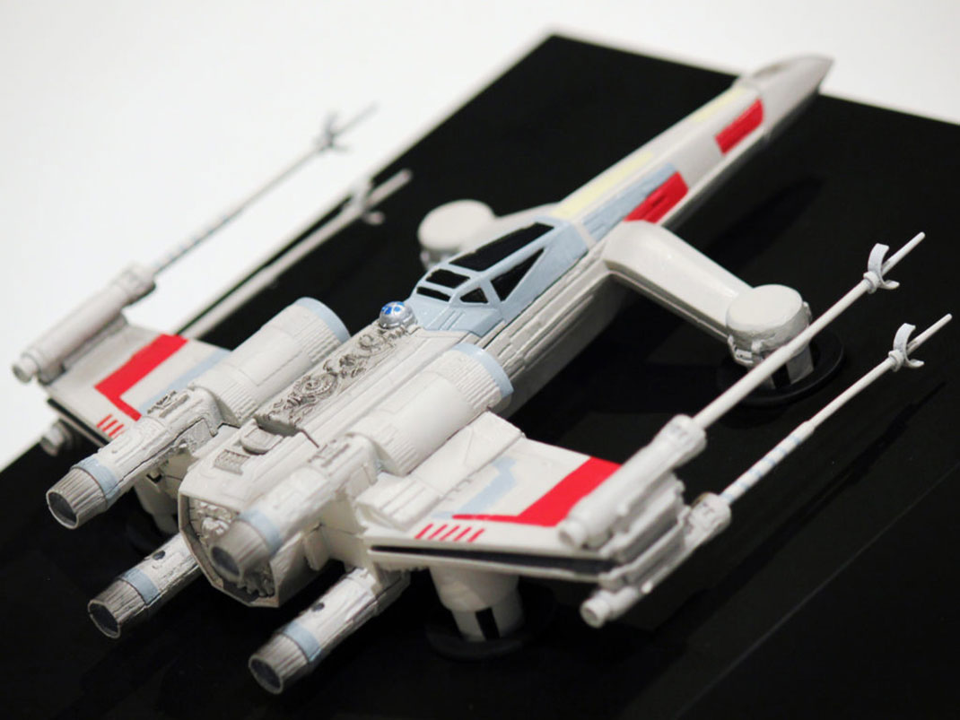 Le T-65 x wing star figther