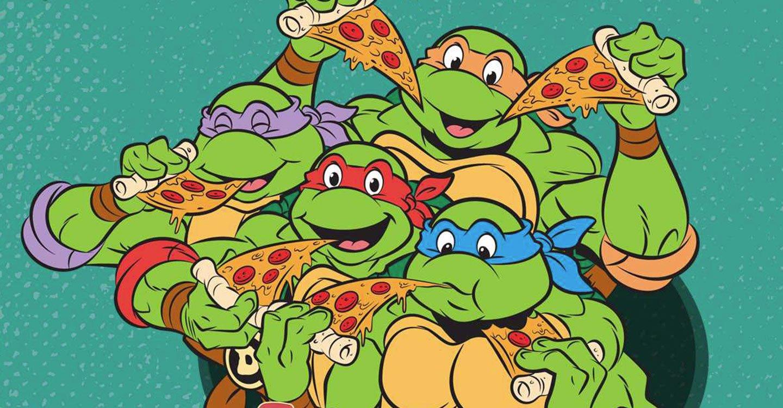 Les Tortues Ninja Vous Dévoilent Leurs Légendaires Recettes De Pizzas