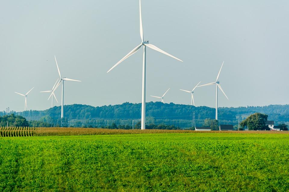 © Pixabay - Éolienne & énergies renouvelables