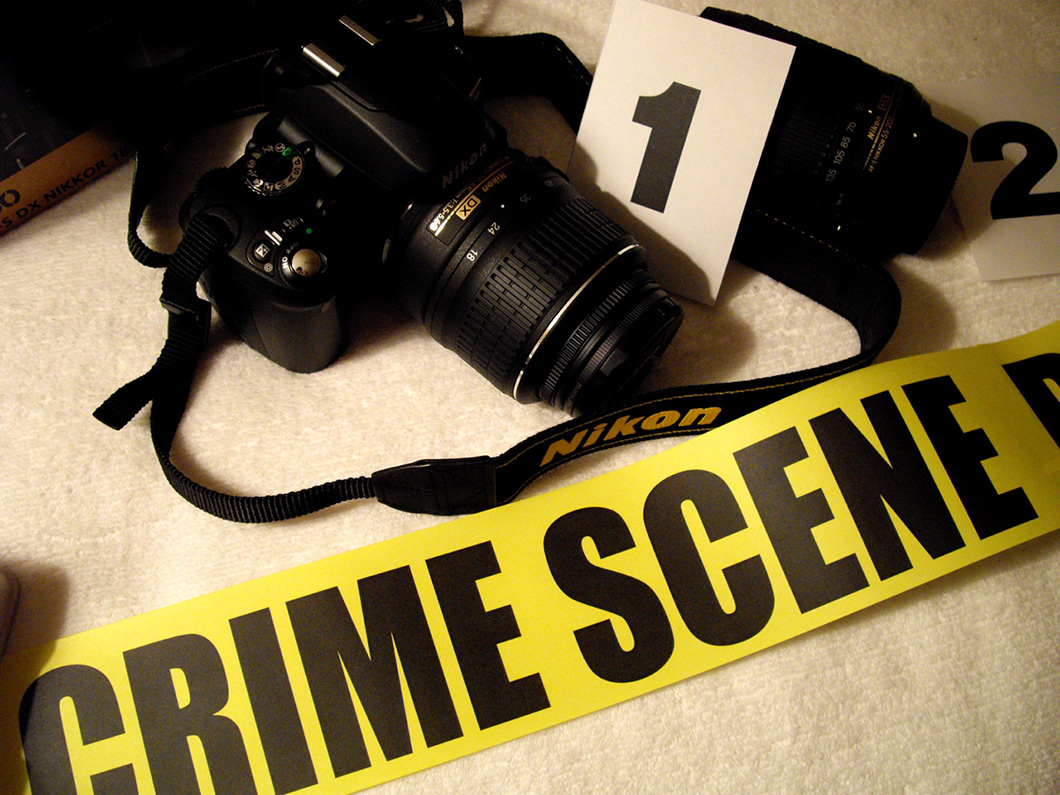 © flickr - Scène de crime