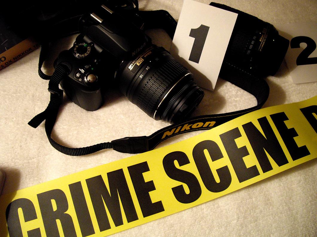 © flickr - Scène de crime