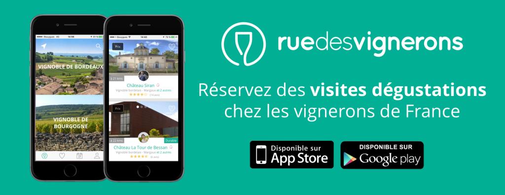 Rue des Vignerons App
