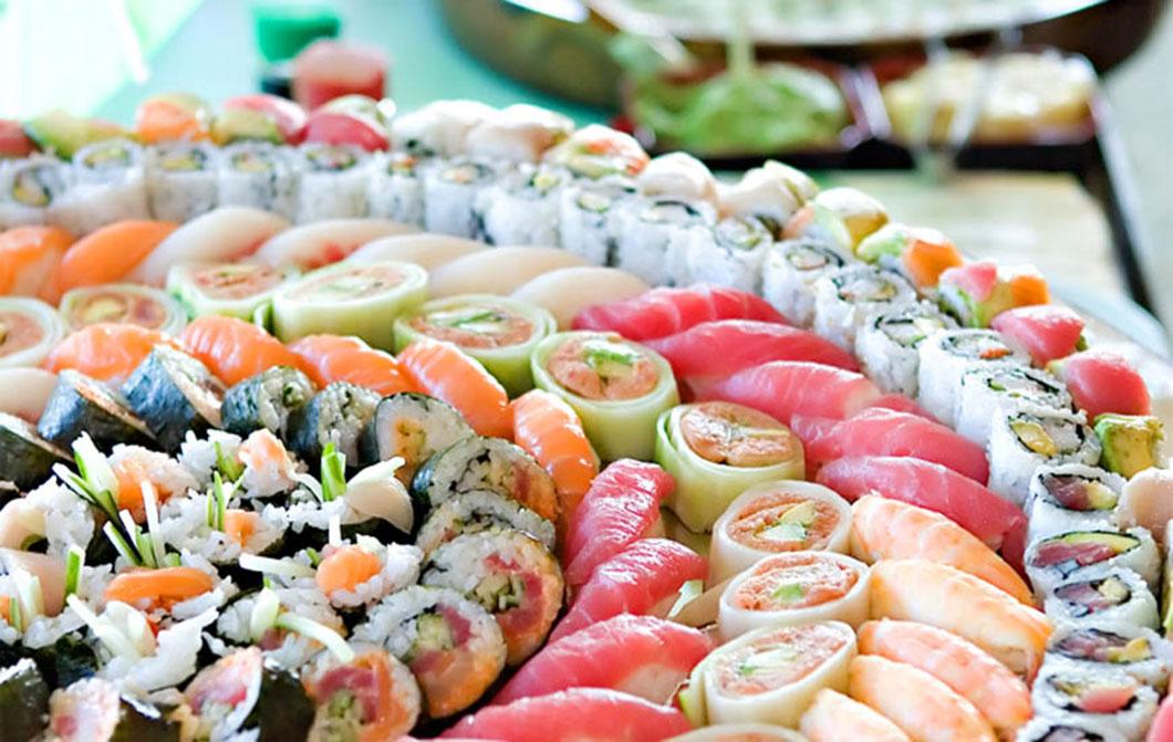 Préférez les brochettes et les soupes si la cuisine japonaise vous manque